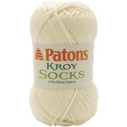 Kroy Socks Yarn, Flax