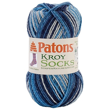 Kroy Socks Yarn, Sing N The Blues