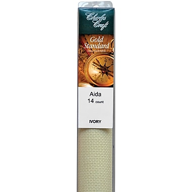 Gold Standard Aida 14 Count 20