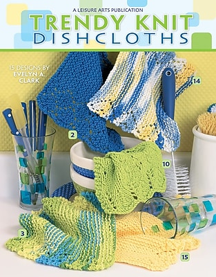 Trendy Knit Dishcloths