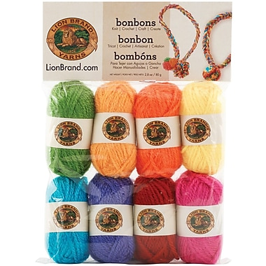 Bonbons Yarn, Crayons