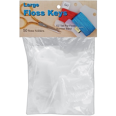 Large Floss Keys