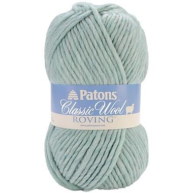 Classic Wool Roving Yarn, Low Tide