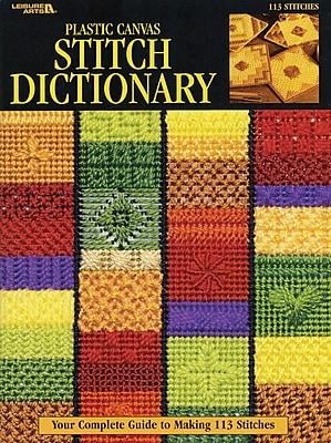 Plastic Canvas Stitch Dictionary