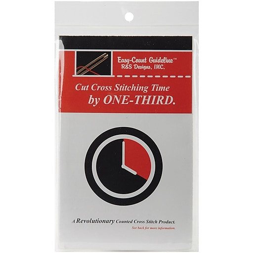 Easy-Count Guideline, Red 100 Yards