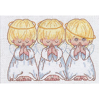 Jiffy Almost Perfect Mini Counted Cross Stitch Kit, 7