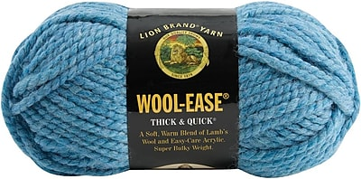 Wool-Ease Thick & Quick Yarn, Fisherman