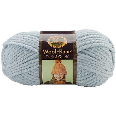 Wool-Ease Thick & Quick Yarn, Glacier