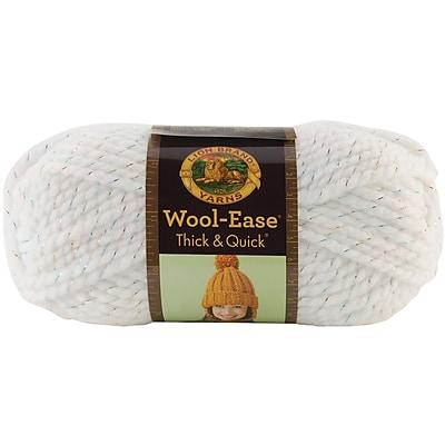 Wool-Ease Thick & Quick Yarn, Celebration - Metallic