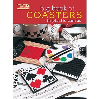 Big Book Of Coasters In Plastic Canvas