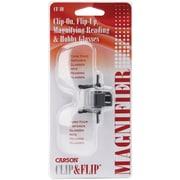 Clip & Flip Magnifying Glasses, 2.25xmag