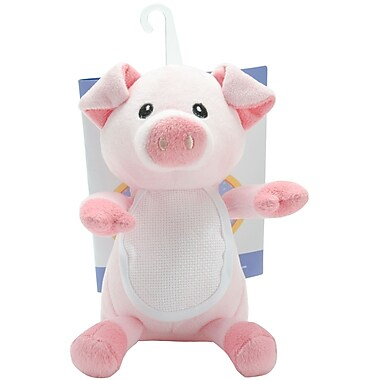 Ready-To-Stitch Stuffed Animals, Pig