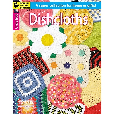 Dishcloths 25 designs