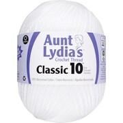 Aunt Lydia's Crochet Cotton Classic Jumbo Size 10