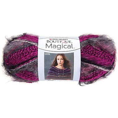 Red Heart Boutique Magical Yarn, Spellbound