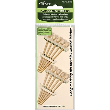 Bamboo Marking Pins-2-3/4