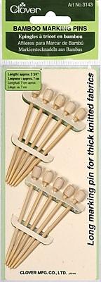 Bamboo Marking Pins-2-3/4