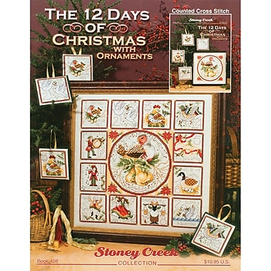 The 12 Days Of Christmas With Ornaments