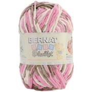 Baby Blanket Big Ball Yarn, Little Roses