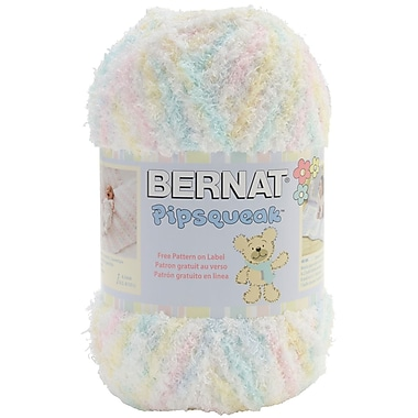Pipsqueak Big Ball Yarn, Baby Baby Print