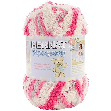 Pipsqueak Big Ball Yarn, Sweet Cherry