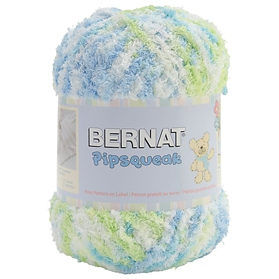 Pipsqueak Big Ball Yarn, Funny Bunny Print