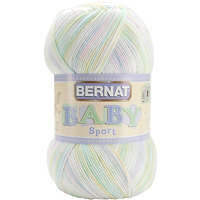 Baby Sport Big Ball Yarn, Ombres, Baby Baby