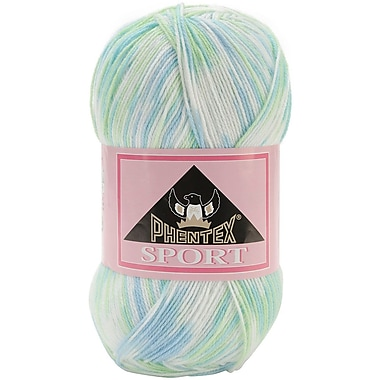 Phentex Sport Ombres Yarn, Funny Prints