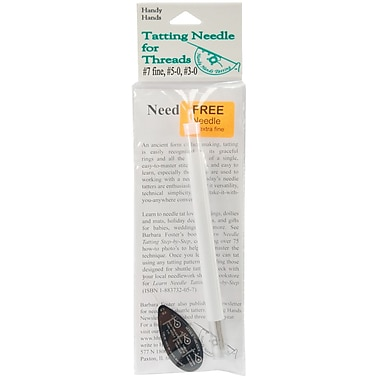 Tatting Needles For Thread, Set Of 6