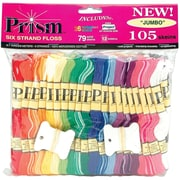 Prism Six-Strand Floss Jumbo Pack