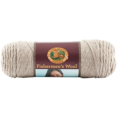 Fishermen's Wool Yarn, Oatmeal