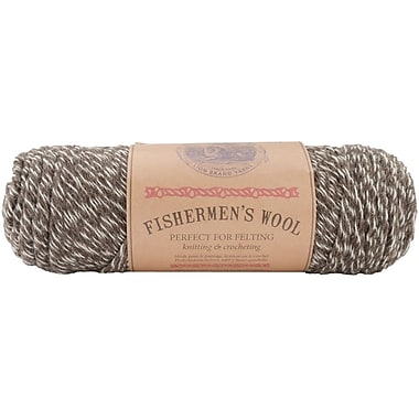 Fishermen's Wool Yarn, Maple Tweed
