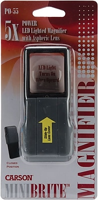 MiniBrite Lighted Magnifier