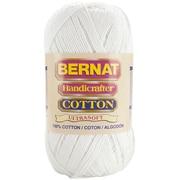 Handicrafter Cotton Yarn Solids 400 Grams, White