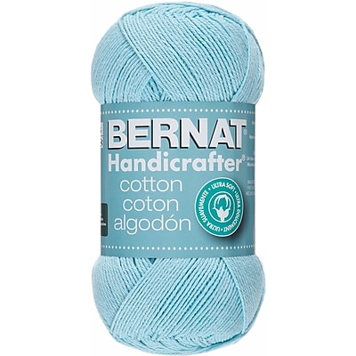 Handicrafter Cotton Yarn Solids 400 Grams, Robin Egg