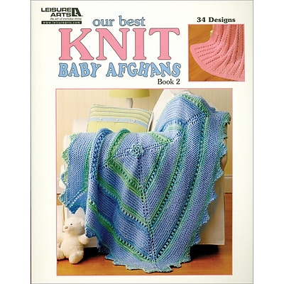 Our Best Knit Baby Afghans, Book 5