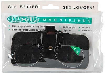Magni-Clips Magnifiers, +4.00 Magnification