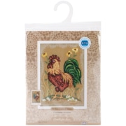 """At The Crack Of Dawn II Counted Cross Stitch Kit, 4-3/4""""X6-3/4"""" 14 Count"""
