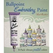 Aunt Martha's Ballpoint Paint Tubes, Pastel Colors