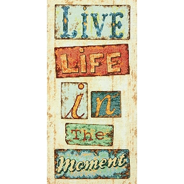 In The Moment Counted Cross Stitch Kit, 8