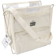 "Bagsmith's Famous Canvas Project Bag, 12""X12""X9"" Natural"