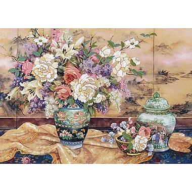 Oriental Splendor Crewel Kit, 20