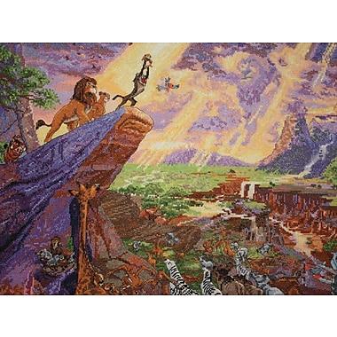 Disney Dreams Collection By Thomas Kinkade The Lion King