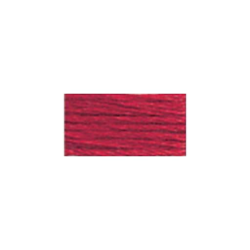 DMC Six Strand Embroidery Cotton 500 Gram Cone, Christmas Red