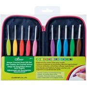 Amour Crochet Hook Set, Assorted Sizes