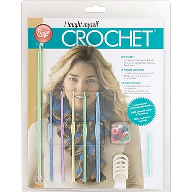 I Taught Myself Crochet Kit