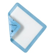 "Medline® Curad® OptiLock Superabsorbent Non-Adhesive Dressing, 6 1/2"" x 10"", 50/Pack"