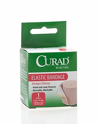 Medline® Curad® VELCRO® Elastic Wrap, 2