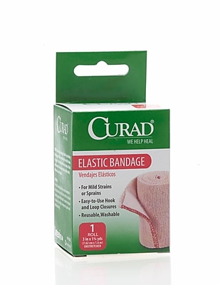 Medline® Curad® VELCRO® Elastic Wrap, 3