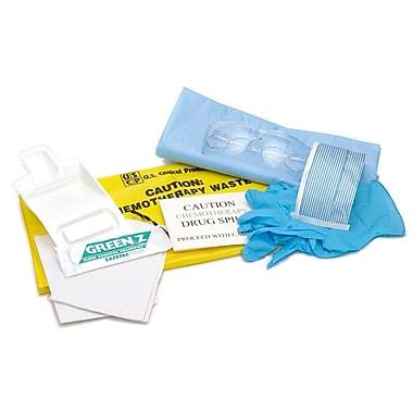 Medline® Delux Fluid Clean-Up Spill Kit, 6/Pack